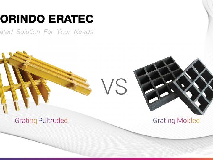 Pultruded Grating VS Molded Grating
