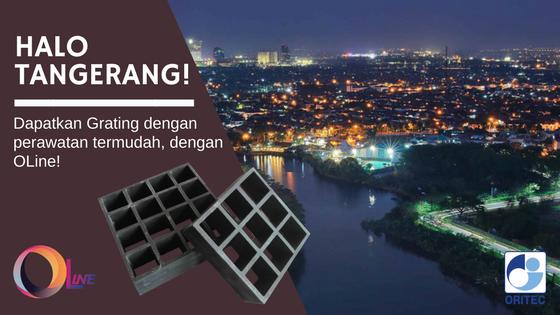 Jual Grating Murah di Tangerang