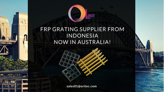 FRP Grating Supplier For Australia