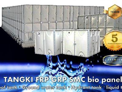 Tangki FRP GRP SMC Bio Panel