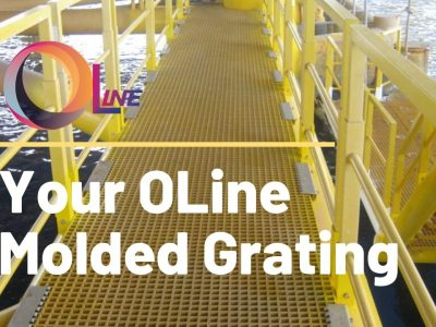 Your OLine FRP Molded Grating