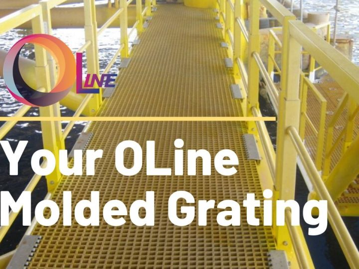 Your OLine FRP Molded Grating