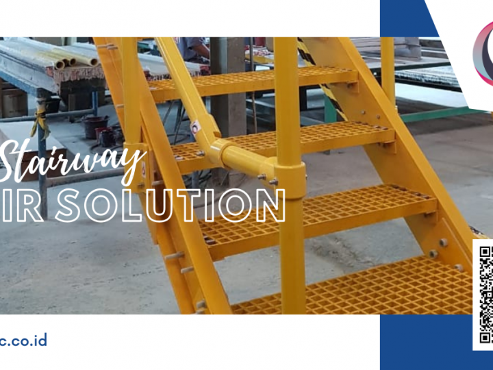 FRP Stairway – Stair Solution