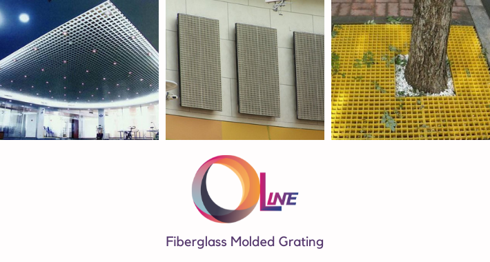 FRP Molded Grating Indonesia